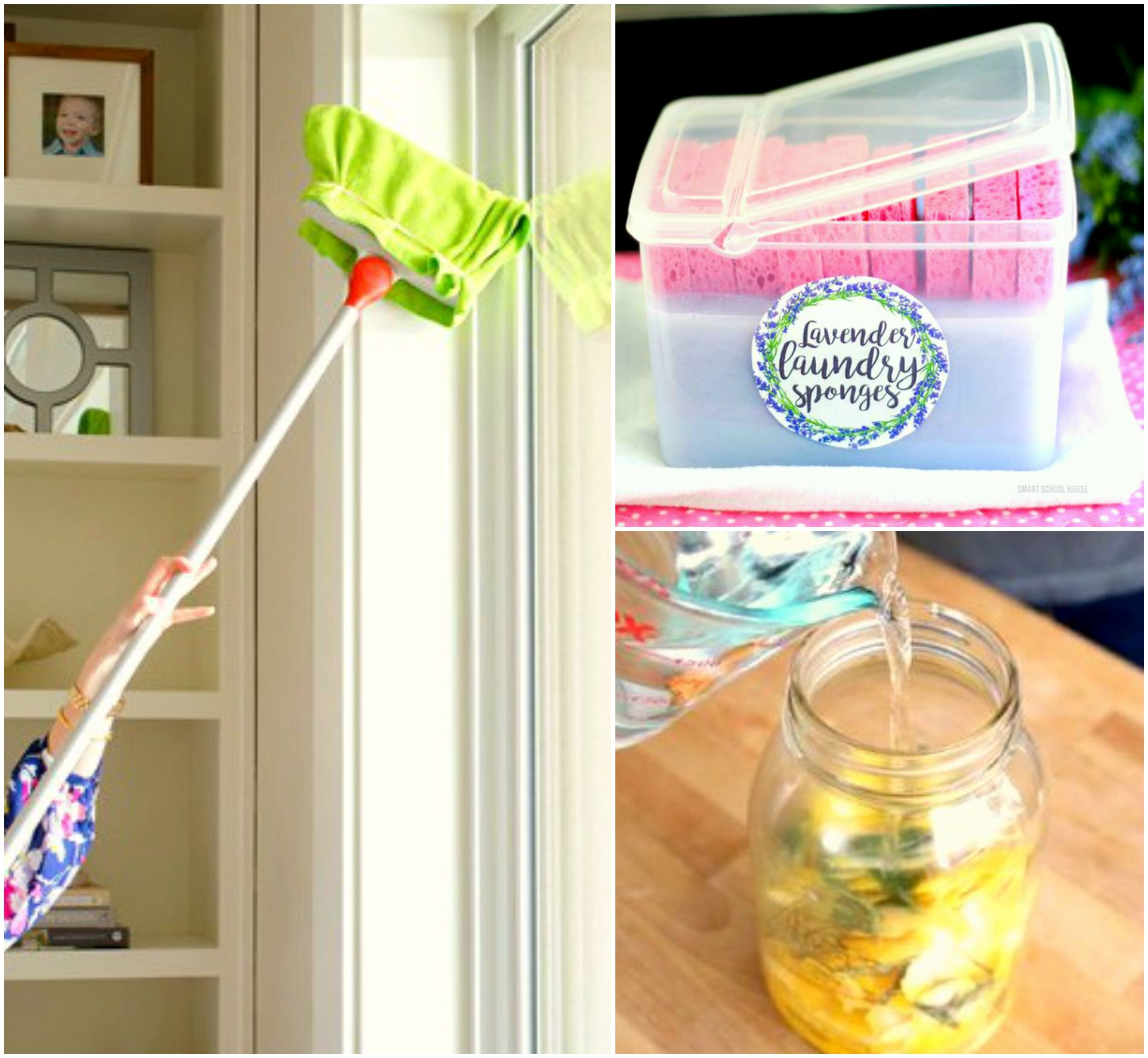8 Beyond Genius Cleaning Hacks You Need To Know