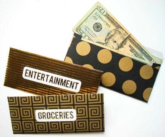 Cash Budget Envelope System Printables