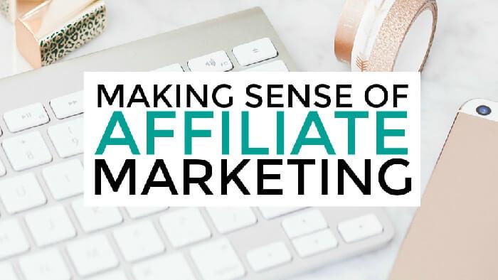 Making Sense of Affiliate Marketing Logo
