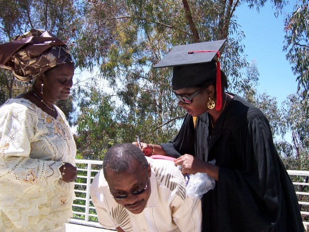 Sinmisola's Graduation Pix 007