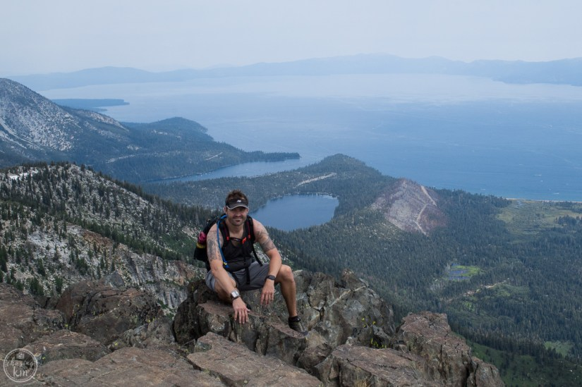 hike in south lake tahoe