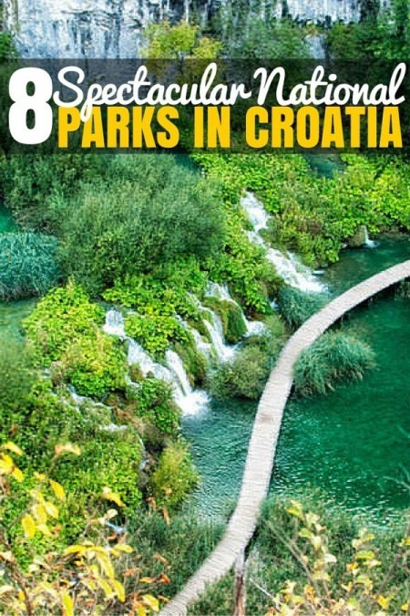 National Parks in Croatia   Travel Blog   Chasing the Donkey