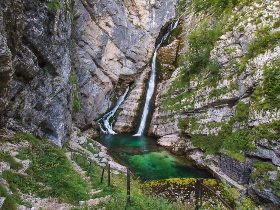Balkan Travel Guide: Savica - Adventure in Slovenia   Slovenia Travel Blog