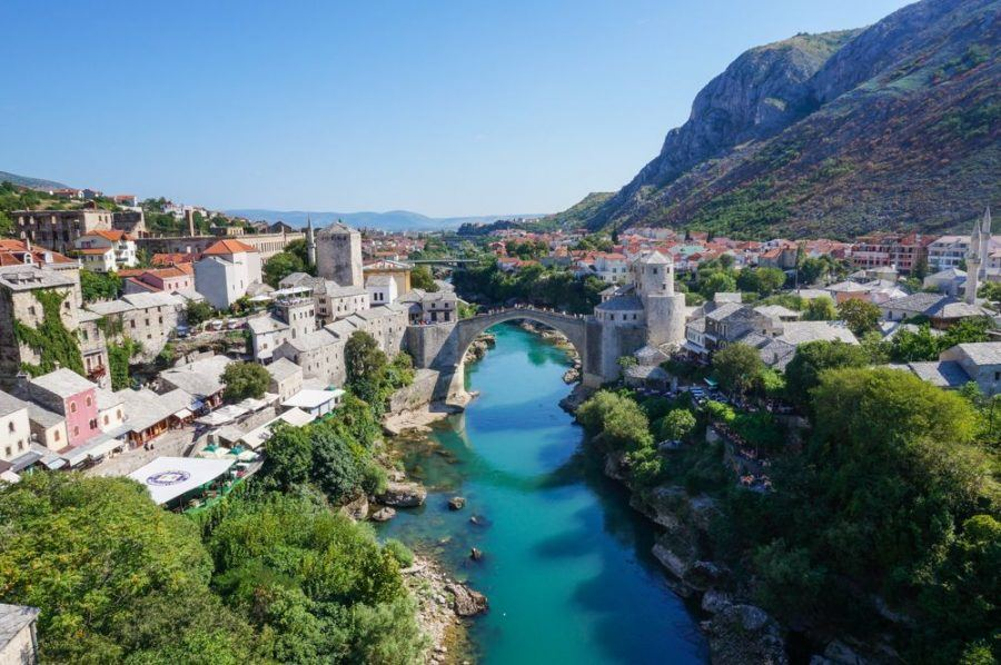 Bridge - Things to do in Mostar Bosnia and Herzegovina   Bosnia and Herzegovina Travel Blog