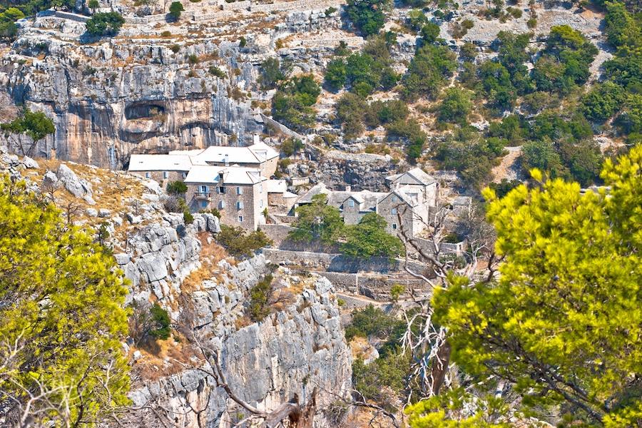 Blaca Hermitage On Brac Island