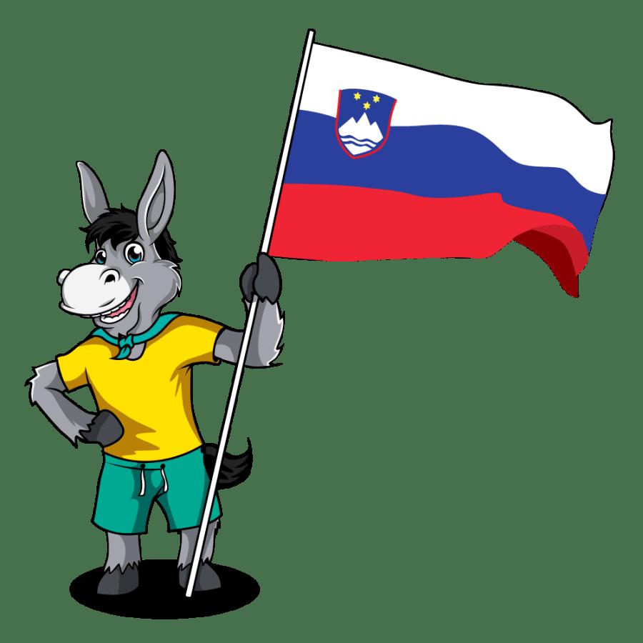 Balkan Flags_Slovenia 2