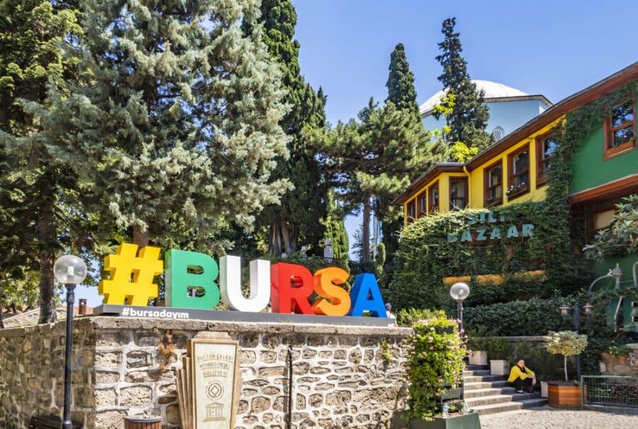 Cities InTurkey - Bursa, Turkey