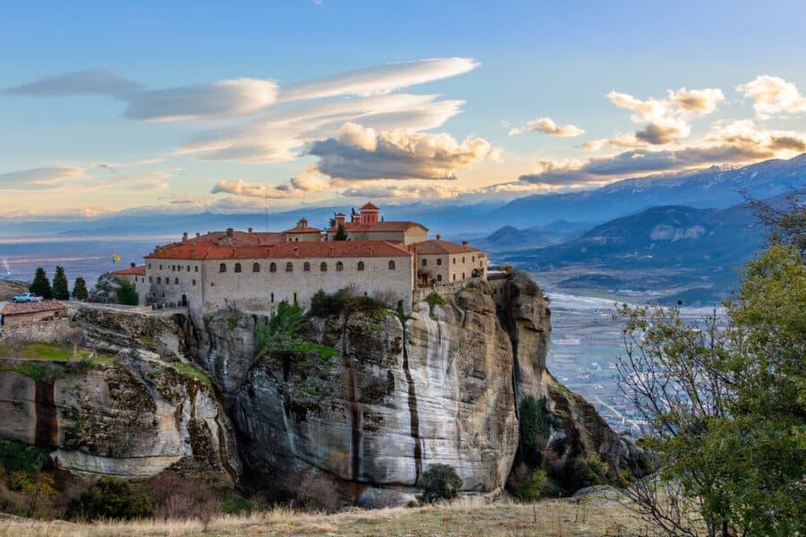 Meteora Monasteries - Agios Stefanos