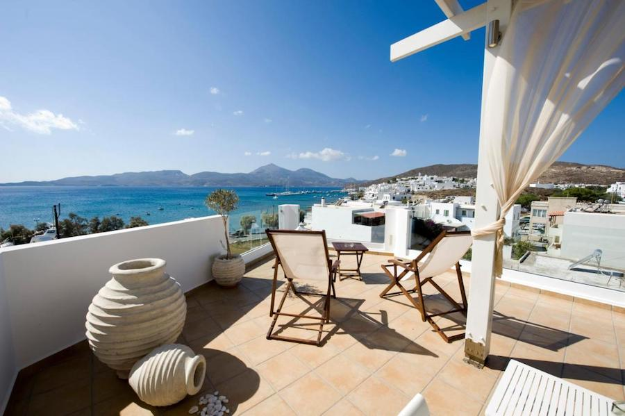 Greece Travel Blog_Milos Island Guide_Ostria Hotel