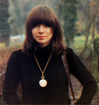 young Anna Wintour photo