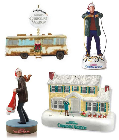 National Lampoon Vacation Ornaments