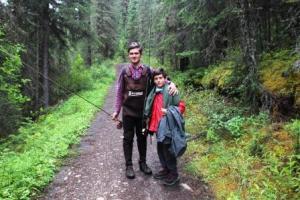 Beaver Creek hiking trail