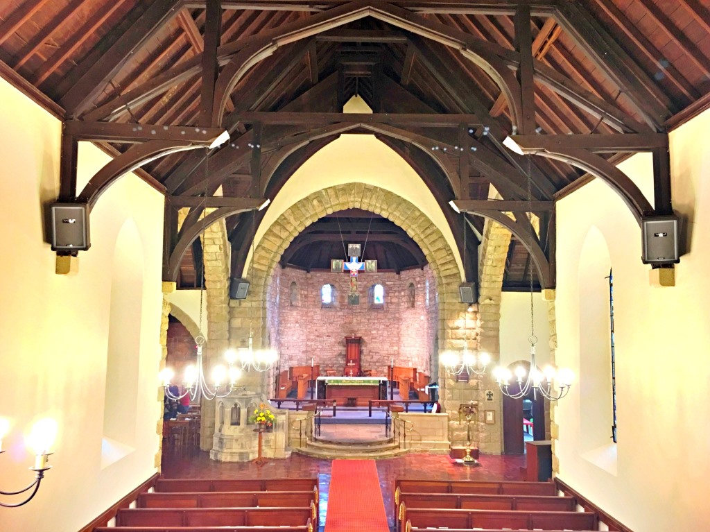 St Marks Cathedral in George Garden Route South Africa