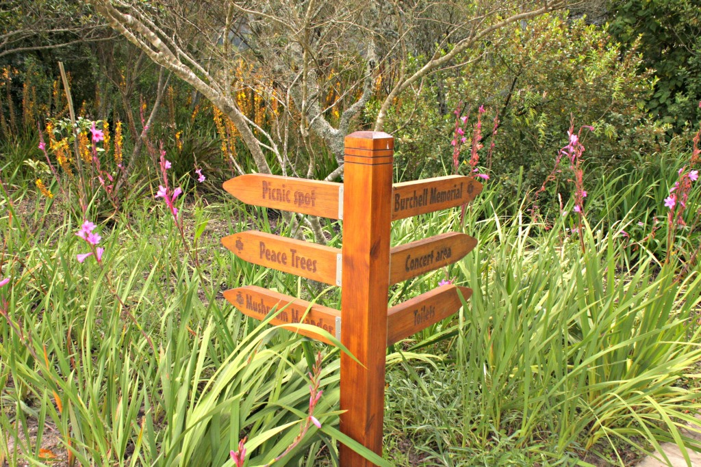 Garden Route George Botanical gardens