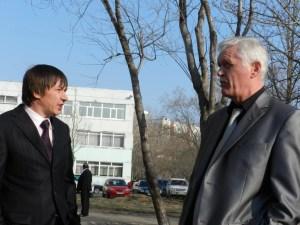 Чеботарев и Сабуров