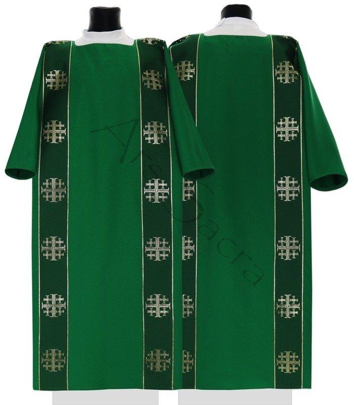Dalmatique Gothique Croix De Jrusalem D103 Z FR Ars