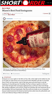 Miami's Best Food Instagrams