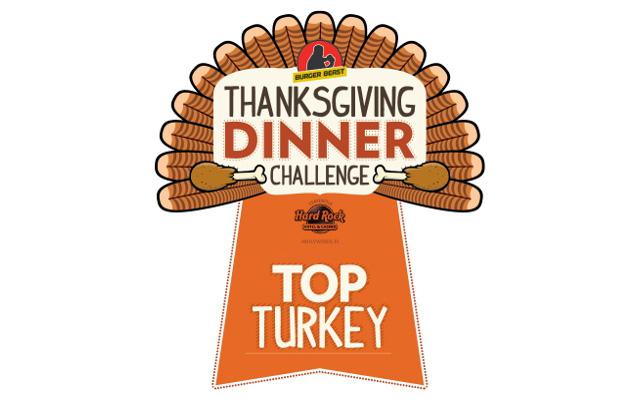 Burger Beast Top Turkey