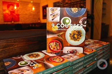 9 Courses Cookbook