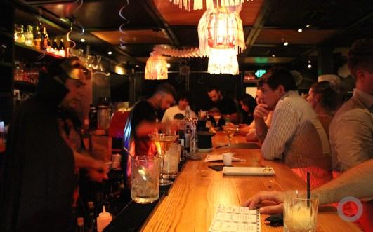 Bar Takeover