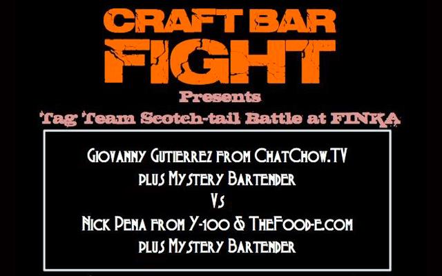 Craft Bar Fight