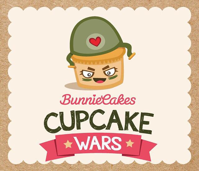 Bunnie Cake Cupcake Wars