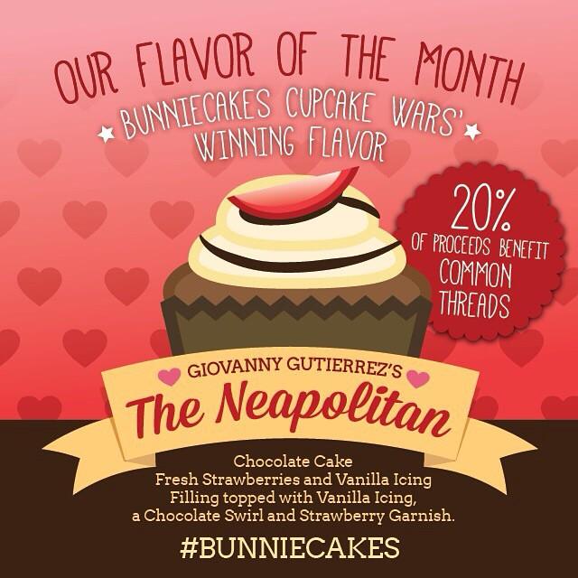 Bunnie Cakes Cupcake Wars