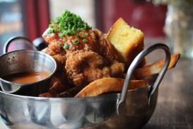 Fried Georgia Chicken Basket