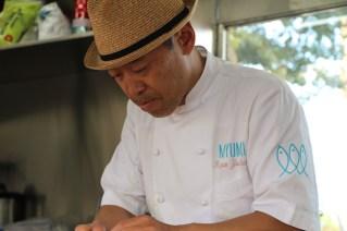 Chef Kazuo