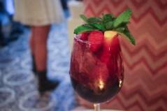Casa Sangria - Graffigna Malbec, raspberry, apple. orange, Cardenal Mendoza Brandy, Grand Marnier