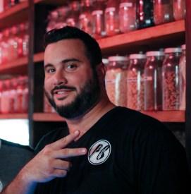 Chef Jose Mendin