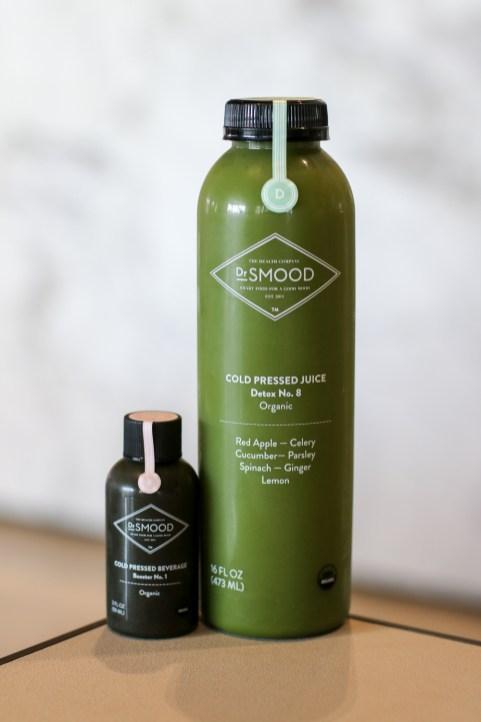Apple-based organic Green Juice