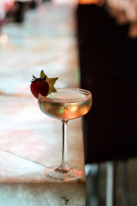 Nash – Yukikage Tokubetsu Sake, Pear Liqueur, St Germain & Sparkling Sake