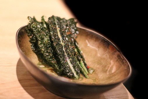 Crunchy Kale