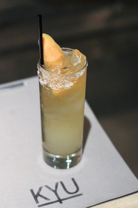 Border Hopper – Don Julio, Pink Grapefruit, Limes & IPA
