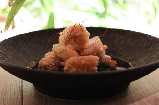 King Crab Tempura Nan Ban