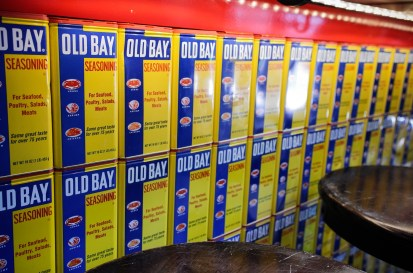 Old Bay WallPaper