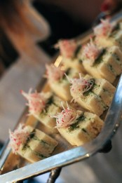 Country Tea Sandwiches