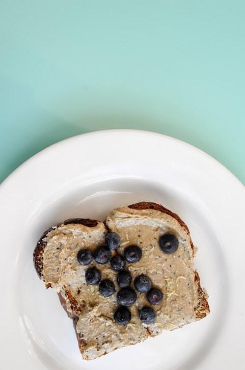 OTL Seed Butter Toast