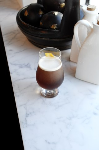 Nitro Coffee Sazerac