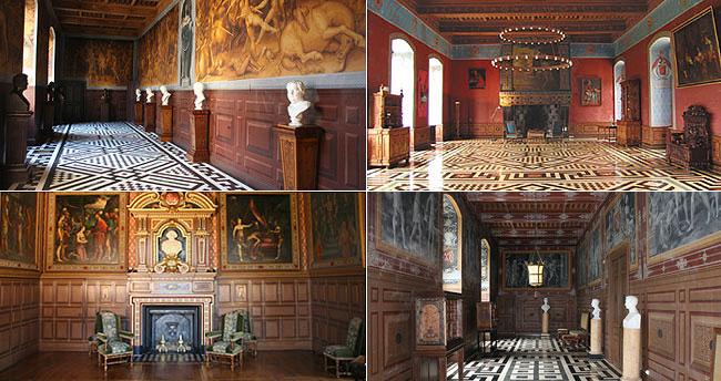 Salles Chteau DAncy Le Franc