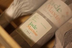 Vignobles Lopez Château de l'Hermitage rouge cuvée Jade & Maxime vin bio Bordeaux supérieur