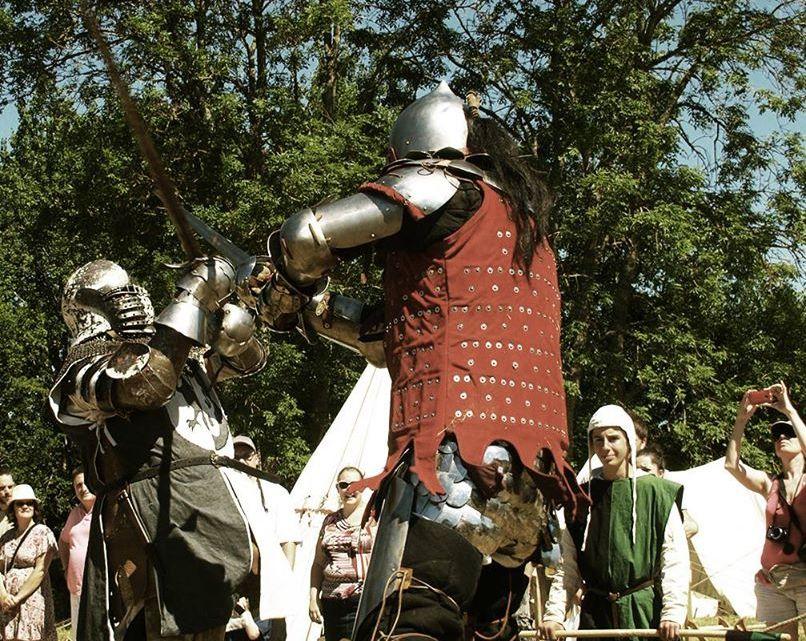 Après la fête médiévale
