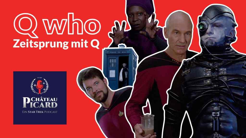 Logo der Star Trek Podcast Episode