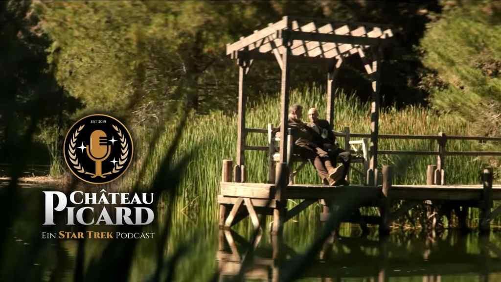 Analyse des zweiten Picard-Trailers zur neuen Serie mit Patrick Stewart - Château Picard:Ein Star Trek Podcast