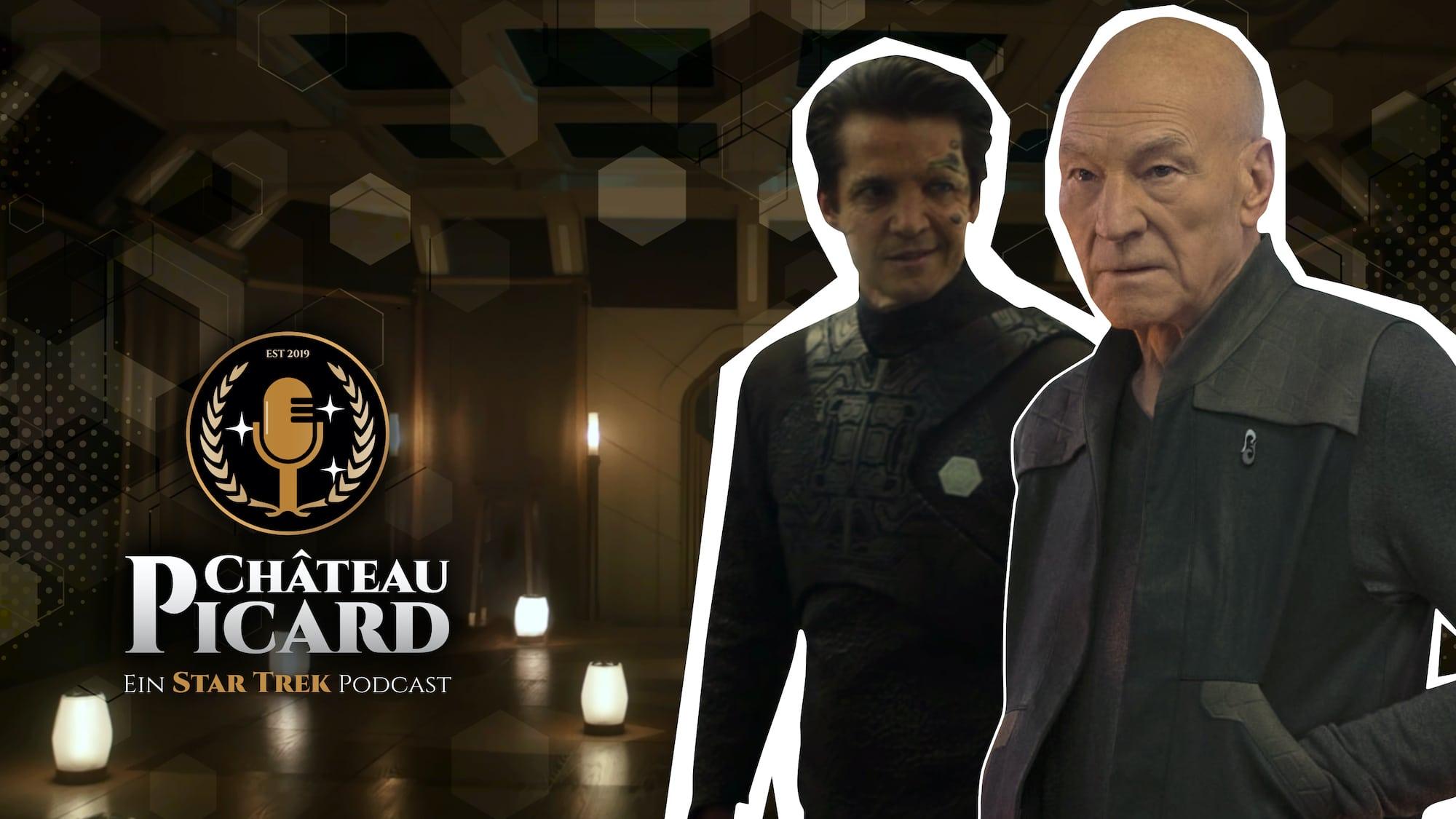 """Folgenbild zur Folge """"Star Trek: Picard"""": Review und Analyse zu Die Geheimnisvolle Box"""