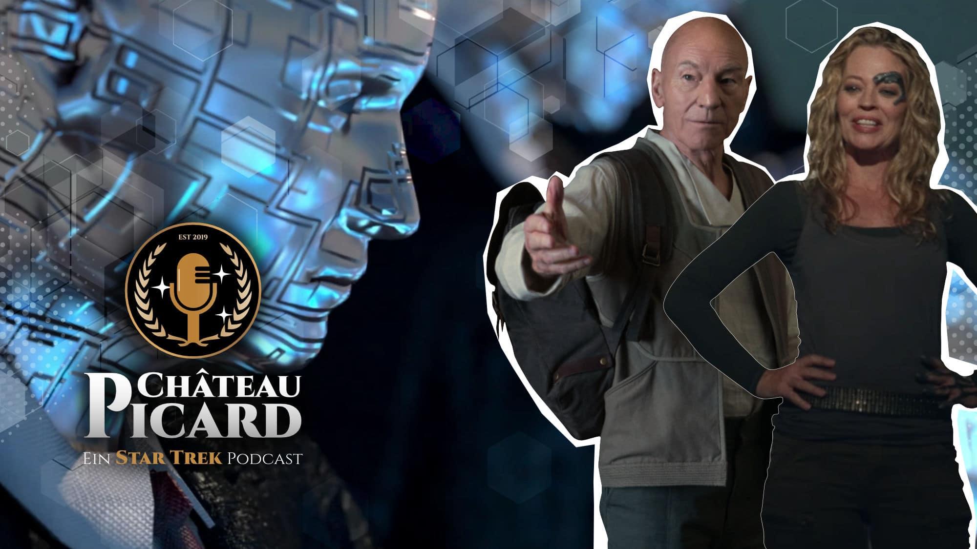 Folgenbild zur Folge Auch wir sind in Arkadien mit Star Trek: Picard