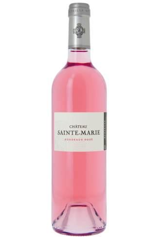 Bordeaux Rosé château sainte-marie livraison