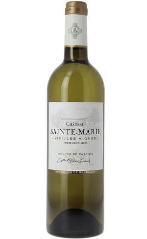 Achat vin blanc entre deux mers chateau sainte marie