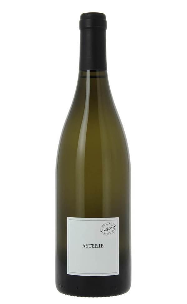 vin blanc sans soufre, vin sans soufre, 100% sauvignon monocepage, vin de bordeaux, entre deux mers asterie